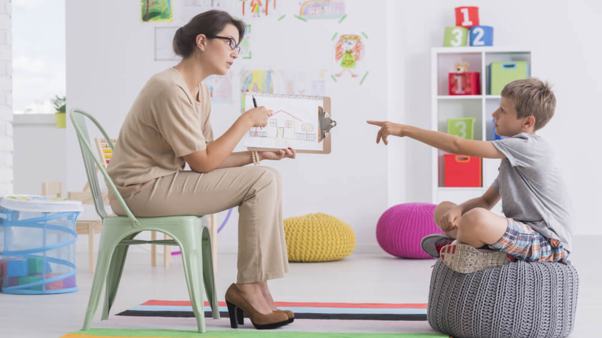 child behaviour and psychology