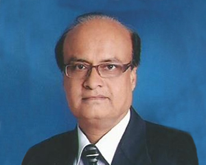 Dr. N S Chandrashekar